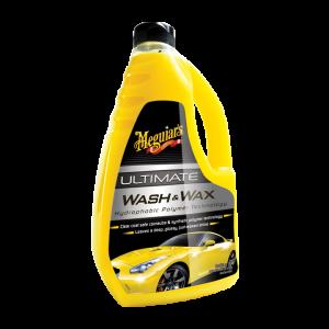 Автомобильный шампунь Ultimate Wash&Wax 1.42 л