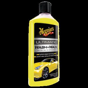 Автомобильный шампунь Ultimate Wash&Wax 473 мл