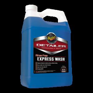 Средство для мойки не требующее споласкивания Rinse Free Express 3.78 л
