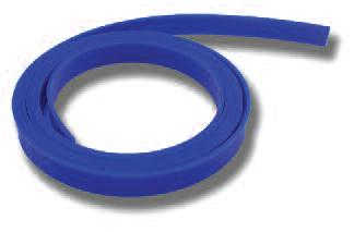 GT118 -18  Синяя резиновая вставка 45 см (18