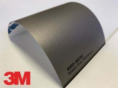 3M™ Wrap Film Series 1080-M261, Matte Dark Gray, 1,524*22,86