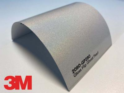 3M™ Wrap Film Series 2080-GP280, Gloss Flip Ghost Pearl, 60 in x 25 yd