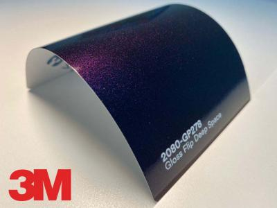 3M™ Wrap Film Series 2080-GP278, Gloss Flip Deep Space, 60 in x 25 yd