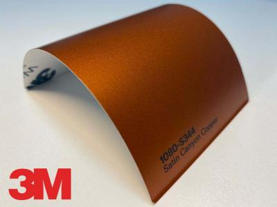 3M™ Wrap Film 1080-S344, Satin Canyon Copper, 1520 mm x 25 m