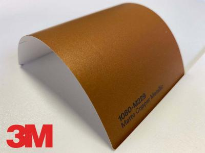 3M™ Wrap Film Series 1080-M229, Matte Copper Metallic, 60 in x 25 yd