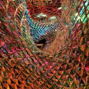 3M™ Dichroic Пленка Оконная Дихроик, Blaze, клеевая, медно-бронзовая, размер рулона 1,22 x 30 м