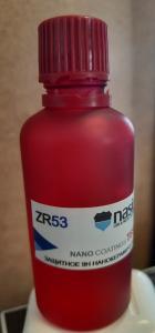 ZR53 Нанокерамическое покрытие 9h для кузова автомобиля  bot-50