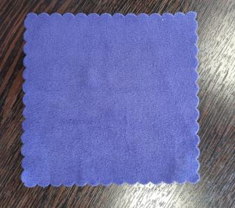 Салфетка для керамических покрытий серая 10*15