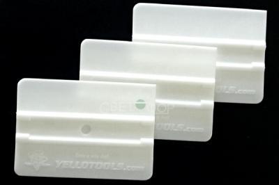 Ракель YT ProBasic Teflon, жесткость 93, белый, 100 мм
