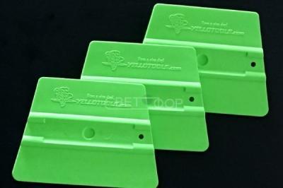 Ракель YT ProWrap, жесткость 40, зеленый, 95 х 70 мм
